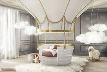 Circu | Magical Furniture / Discover the unique Magical Furniture designed by the kids' furniture brand Circu. Circu aims to be part of the most luxurious interior design projects, designing high-end beds and accessories for kids' bedrooms.