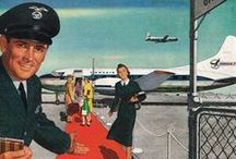 1940s Air Travel