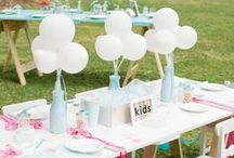 Ideas for Kids at Weddings! / kids, weddings, love, marriage, entertainment, little guests, big day, children, save the date, say I do, wedding planning