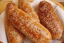 Pães doces e salgados (Blog NacoZinha Brasil) / Pães doces e salgados da culinária brasileira e internacional