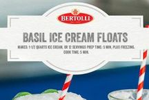 Unabashedly Basil / Bertolli® loves basil! It's the perfect addition to our new Creamy Basil Alfredo sauce. We love it so much that we created a bunch of recipes and tips with basil at the core to celebrate and share our love of basil with you!