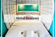 Hotel Reviews / Reviews of hotels I've stayed in whilst traveling the world.