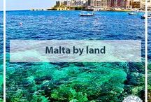 Malta and Gozo by land / A series of blogs about where to visit in Malta and Gozo.  What to see in the capital Valletta and a nice boutique hotel to stay at.