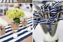 Hamptons-style summer wedding moodboard