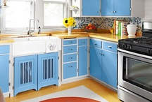 Interiors...Kitchens / by Margaret Lennon