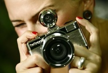 Cameras, photography, art / Love taking pictures... / by Filomena Penland