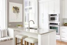 Kitchens / Building a new Clean Cuisine kitchen – Please share ideas! / by Clean Cuisine - Ivy Larson