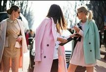 Pretty Pastels / Step into spring with this season's must-have trend, pretty pastels!