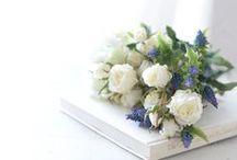 Flower arrangement works / my photos of flower arrangement works