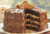 Food...Cakes...Chocolate / by Margaret Lennon