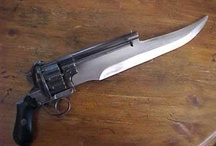 Gunblades / Gunblades, the ultimate handheld weapon.