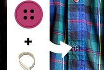 Quick Fashion Fixes / Quick Fix Wardrobe Tricks for Fashion Emergencies / by GoGo Heel