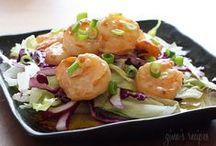 GetinMahBellah-Main Dish-Seafood / by Christina Heyboer