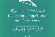 Fashionably Too / by Janice G. Fremolaro