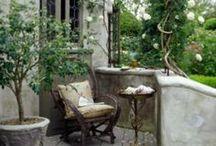 Veranda garden images