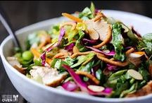 GetinMahBellah-Salad / by Christina Heyboer