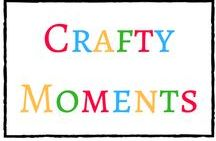 Crafty Moments / This is the board for pinning crafts, DIY projects, and other fun crafty items. If you would like to join this board, please send a request to hodgepodgepam@gmail.com with your Pinterest email account and username.