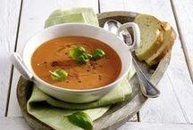 Cooking Soups / Leckere und gesunde Suppenrezepte aus aller Welt.