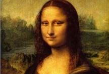 Pintores e suas telas maravilhosas / Pintores e suas telas maravilhosas, nas mais variadas formas de escola