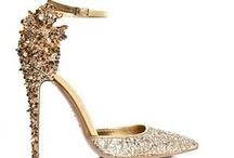 Sapatos femininos / Belos sapatos femeninos