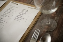 Vintage Kitchen / Boutique Bakery & Cafe Branding for Ellie's Table. / by Brian Rau