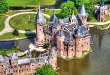 Castles fit for Princess'