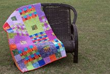 Vixy's Quilts / Clases de Patchwork y Quilting  / by Vixy's Quilts