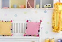 Children's Bedrooms / Great Ideas for Children's bedrooms