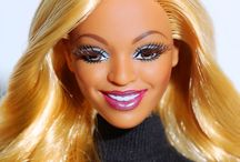 Barbie Dolls (Beyonce Facemold) / All of beautiful Beyonce photos