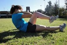 Fitness / Exercise tips, workout plans and fitness advice. Get moving and get healthy!