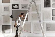 G A L L E R Y   W A L L / Ideas for a fantastic Gallery Wall.