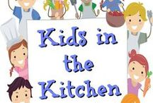 Kids in the Kitchen / A fun new series where kids do the cooking.