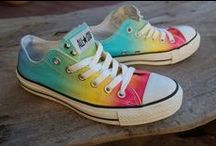 (CONVERSE ALL STAR) chucks