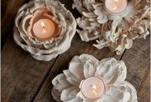 Candle jars/lanterns ..