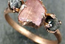 Rings / Rings, jewerly, natural stone, vintage