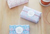 Wrapping - Free printables