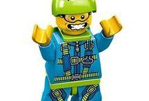 Minifigurines Lego