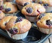 Blackberries / Easy, delicious recipes involving blackberries!