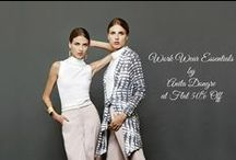 Work Wear Essentials / Dress up Professionally yet Stylishly 9 to 5 each day from our Work Wear Essentials Collection by Top Indian Designers and Brands!
