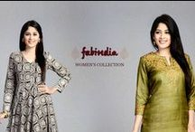 Fab India - EXCLUSIVE COLLECTION - Indianroots.com / The EXCLUSIVE Fabindia collection is now available ONLY on www.indianroots.com! Shop here: http://goo.gl/LsHFpf