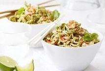 Noodles / Easy, delicious recipes involving noodles!!