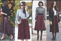 Meu Estilo ♥ / Estilo de roupa e cores preferidas