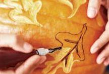 Pumpkin carving ideas