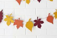 Autumn DIY