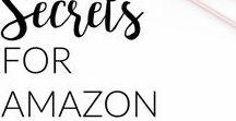 Amazon jobs / ideas to make money with amazon