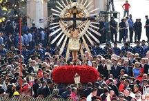Señor y Virgen del Milagro, Salta / Fotos de la Fiesta y Peregrinación por la renovación del pacto con el Señor y Virgen del Milagro en Salta.