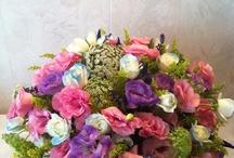 diseño floral / Diseño Floral / by Mary Carmen