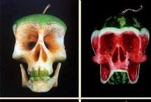 Funny skeletons | Lustige Skelette