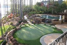 Backyard Playrooms / All fun things to do in your backyard.