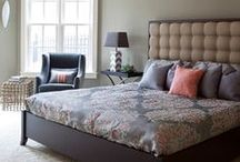 Drama Queens and Kings Bedrooms / Bedrooms that appeal to my designer senses, queen size, king size, twin beds, and bed in any bedroom